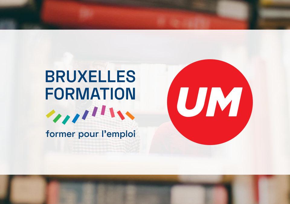 Bruxelles Formation kiest voor UM
