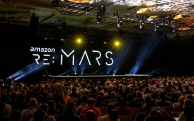 The Bleeding Edge of AI Applications: Amazon re:MARS Conference Recap