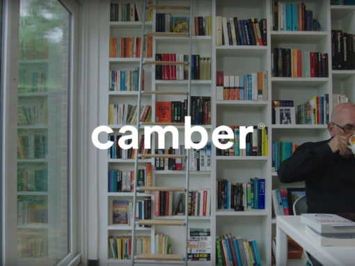 Camber – More space for your place