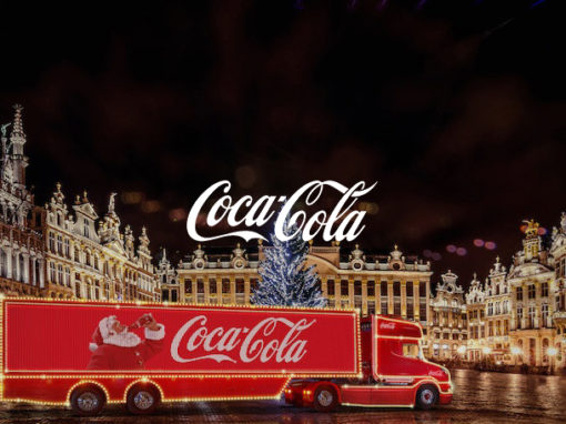 Coca-Cola – Thank your beloved