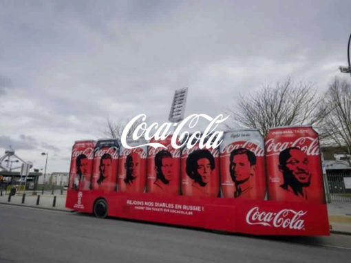 The UFO, by Coca-Cola